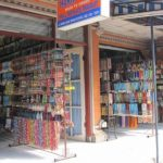バリ島旅行(4日目) レギャン通り バック専門店でお気に入りの