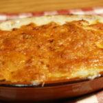 白菜とタラのグラタン パルミジャーノを使って香り高いグラタン