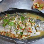 2016年タイ旅行 チョンノンシー レックシーフード Lek Seafood  BTS Chong Nonsi stn 初日からお気に入りのタイ料理を満喫