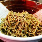 しびれMAX!広島汁なし坦々麺 「花山椒」 八丁堀店