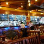 ダナン ビアレストラン TULIP(チューリップ)で美味しいチェコビール  2007 ベトナム旅行
