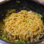 お取り寄せ 広島汁なし担担麺 「花山椒」