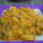 タイ料理レストラン クアン・シーフード  バンコク 2日目 夜 2008年タイ旅行
