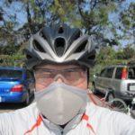 自転車日記(Diary of Bicycle)  花粉症対策 スポーツマスク