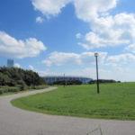 自転車日記 花見川CC 神場公園で通行止め