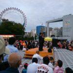2013年カープCS ファイルステージ 2戦 巨人 広島 (広島風お好み焼き 神田 カープ)