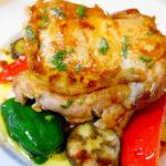 コリアンダーシード香る「鶏もも肉のモンゴリアン照り焼き」