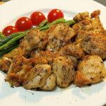 鶏もも肉クミンソテー クミンホールとカレーパウダーでマリネ後フライパンで焼くだけ