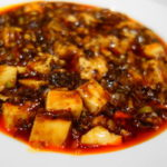 【食べ歩き】憧れの「陳麻婆豆腐」と「本場汁なし担担麺」は美しく上品!日本橋四川飯店~Chin Kenichi's China~ コレド室町