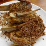 【食べ歩き】クミンシード纏った炭火羊肉スペアリブにかぶりつく幸福!羊香味坊(御徒町)