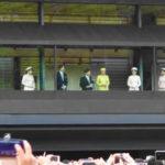祝令和!陛下のお言葉暑さへのお気遣いも 天皇陛下即位を祝う一般参賀に行ってきました