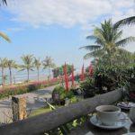 バリ島旅行(3日目) ホテルパドマ 朝食 BELLAROSA