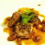 秋刀魚の中華 甘さと痺れる辛ささんまの花椒(ホワジャオ)煮