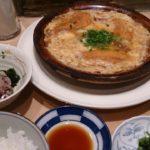 いわし料理ミシュラン一つ星の割烹 新宿「割烹 中嶋」 旬の入梅鰯の柳川風ランチとお刺身