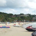 プーケット 9月のカタビーチ 2012/9 タイ プーケット旅行(Phuket kata Beach)