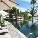 サムイ島(Kho samui)Anantara Lawana Koh Samui Resort  アナンタラ・ラワナ・スパリゾート・サムイ その2 2011/9 タイ旅行