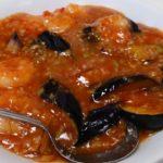 中華街 豚角煮の「 秀味園」葱ラーメンの「徳記」