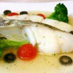 簡単料理 lily お魚イタリアン アクアパッツアの素を使って作ってみました