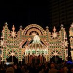 幻想的な光の世界 神戸 ルミナリエ(消灯式)に初めて行ってきました