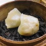 卵きくらげ炒め定食と4種の餡入り餃子 新宿「老辺餃子館 本店」