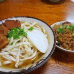 沖縄そばの名店 沖縄 本部町 木灰そば「きしもと食堂」はやっぱり美味しかった