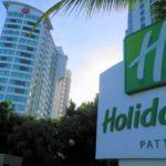 ホリディインパタヤ(Holiday Inn Pattaya) 2016/9 タイ旅行 パタヤ(Pattaya)ホテル