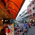 パタヤ 2ndロード沿い海鮮レストラン J.DEANG RESTRANT 紅姐海鮮 2017/9月タイ旅行