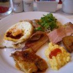 ホテル朝食(バンコク旅行3日目)9/19(金) 2008年タイ旅行