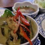 ランチ タイ料理 新宿 バンタイ グリーンカレー