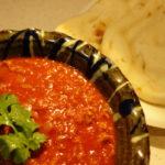 煮込み時間少なく簡単本格的なラム肉キーマカレー
