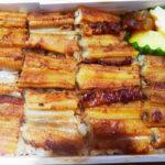 宮島の鹿に食べられる!穴子飯の老舗「うえの」の「あなご飯弁当」