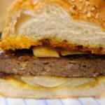 Becker's 信州ジビエTHE★鹿肉バーガーを食べてみました