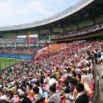 夏の高校野球千葉県予選 決勝戦 習志野高校