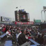 2008年3月カープオープン戦 対ヤクルト 2-2 (神宮球場)