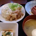 ランチ 品川 菜屋