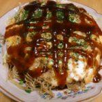 フライパンだけで作る広島風お好み焼き、実際に作ってみた