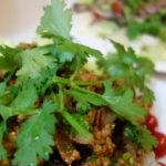ラープの素を使て簡単タイ イサーン料理 ヤム・ヌア、ラープ・ムー