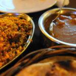 ラムカレーとマトンビリアニ 極辛だけど美味しいです辛!パタヤ インド料理 アリババ(ALIBABA) ~ソイブッカオ タイマッサージ~屋台ガイヤーン 2015/9月タイ旅行