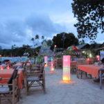 サムイ島1日目 夜 マイムプレイスレストラン(Koh Samui MyPlaceLestrant ) チャウェンビーチ