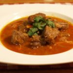 モロッコ風 ラム肉のシチューMoroccan lamn stew