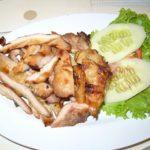 バンコク イサーン料理店 コームヤーンとチュムチュム ティダイサーンへ再び 2008年タイ旅行(最終日)