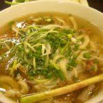 ホーチミンで食べる本場フォー フォー24 2007ベトナム旅行