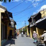 ホイアン(世界遺産)の街並み「来遠橋(日本橋)」「タンキー(TAN KY)」「トゥボン川沿いカフェ」 2007ベトナム旅行