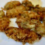 今が旬の広島牡蠣!!を使った牡蠣づくし3品 牡蠣フライ、牡蠣のソテー、牡蠣グラタンを作りました。