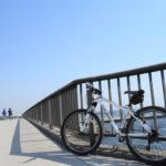 自転車日記 幕張の浜~花見川~新川サイクリングコース
