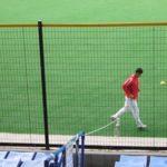 2009年6月11日 カープ交流戦(千葉)1イニング得点プロ野球記録!15得点を目撃!!(取られた..) 2-23 歴史的大敗