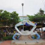 パタヤ ジョムティエンビーチ シーフードレストラン(Jomtien Beach Pupen Seafood Restrant) プーペン 2015/9月タイ旅行