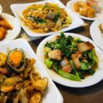 自宅でタイ料理(テイクアウト)6種を美味しくいただきました~ 北習志野メイサイストアー