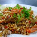 バンコクで有名な地元人気のタイ料理店 チョンノンシー「レックシーフード」 2015タイ旅行
