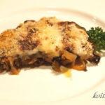 ムサカ(MOUSSAKA) 初めて作るギリシャ料理